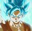 Goku SSJ God DBS
