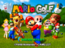 Mario Golf 64 Title
