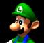 Luigi MK 64