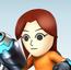 Mii Guner SSB Wii U