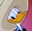 Donald The three caballeros