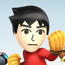 Mii Brawler SSB Wii U
