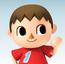 Villager Male SSB Wii U