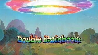 MLPFiM Double Rainboom HD