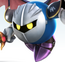 Meta Knight SSB Wii U