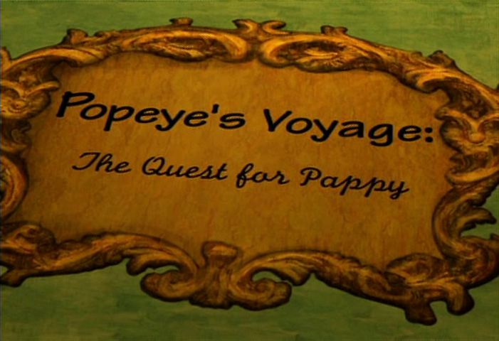 Popeye's Voyage The Quest For Pappy Movie Download