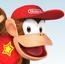 Diddy Kong SSB Wii U
