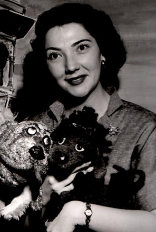 Joan Gardner original photograph