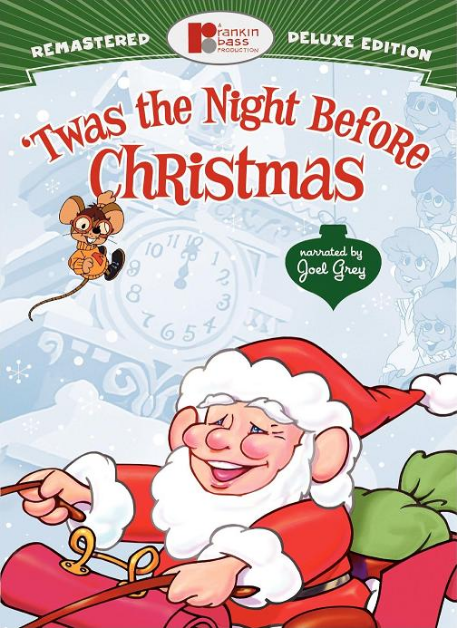 twas the night before christmaspng - The Night Before Christmas Cast
