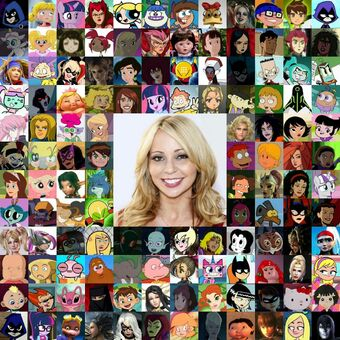 Tara Strong Voice Over And Voice Acting Wiki Fandom I know i loved the voice actor for maggie. tara strong voice over and voice