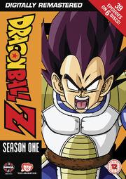 Dragon Ball Z 1989 DVD Cover