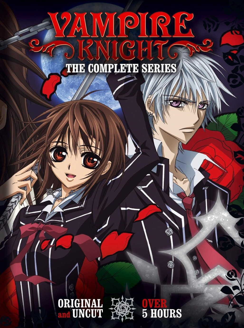 Vampire Knight   Anime Voice-Over Wiki   FANDOM powered by ...