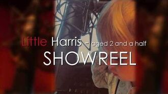 Little Harris - Voiceover Baby Showreel - 30 months