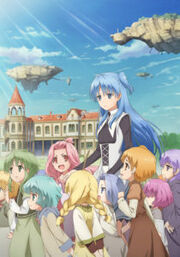 WorldEnd Key Visual