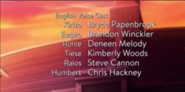 Sword Art Online Alicization Episode 9 Credits