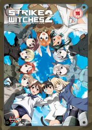 Strike Witches 2 2010 DVD Cover