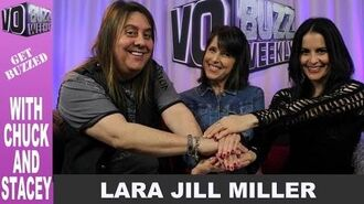 Lara Jill Miller PT1 - Voice Over - Henry Hugglemonster, Clifford's Puppy Days, Digimon, EP174