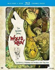 Wolf's Rain Blu-ray