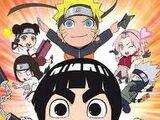 Naruto spin off! Rock Lee & his ninja pals