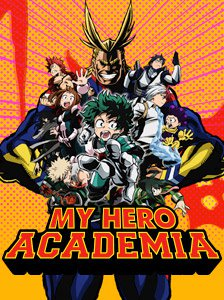My Hero Academia | Anime Voice-Over Wiki | FANDOM powered by Wikia