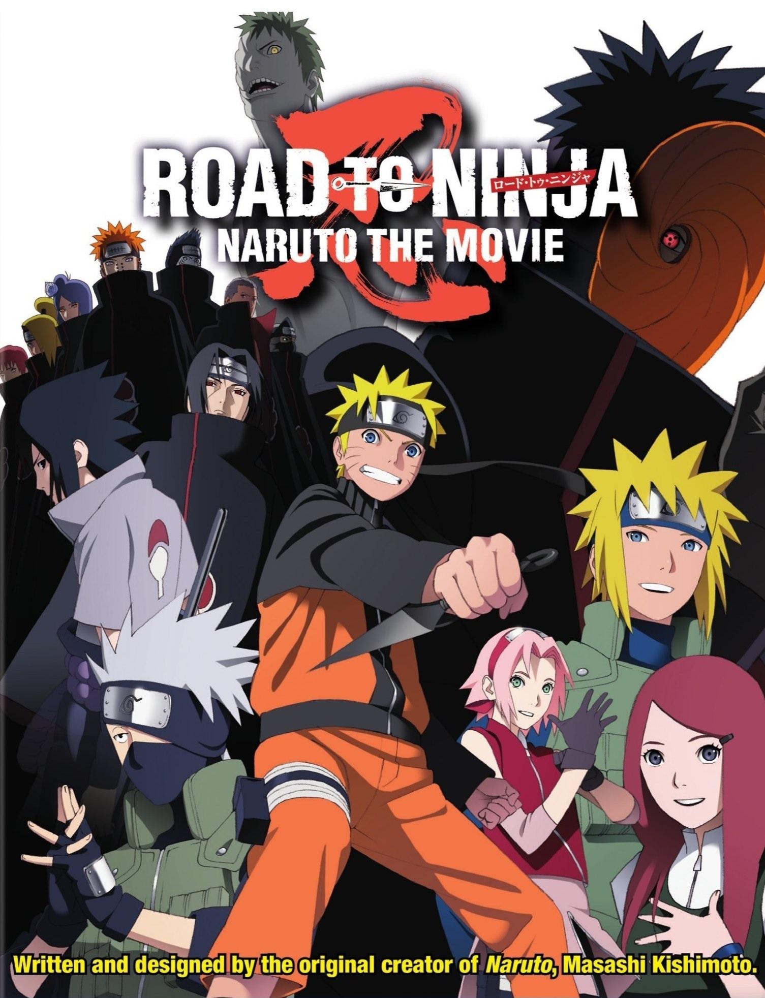 Road To Ninja Naruto The Movie Anime Voice Over Wiki Fandom