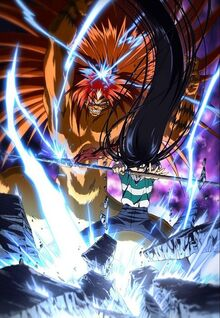 Ushio & Tora Key Visual