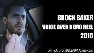 Brock Baker - Voice Over Demo Reel