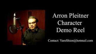 Arron Pleitner Character Demo Reel