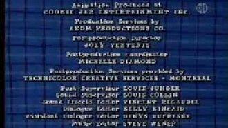 Arthur - Season 10 Credits