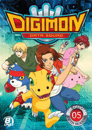 Digimon Data Squad Cover