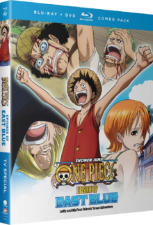 FUNimation Special 12 Blu-Ray Cover