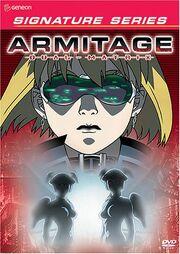 Armitage Dual-Matrix DVD Cover