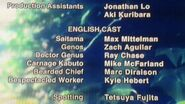 One Punch Man Episode 3 Dub Credits