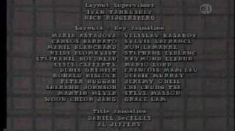Arthur - Season 1 Credits
