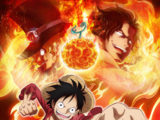 One Piece Episode of Sabo: The Three Brothers' Bond - The Miraculous Reunion and the Inherited Will