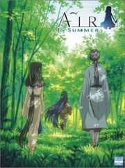Air in Summer DVD Cover