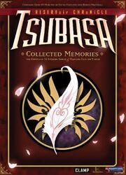 Tsubasa RESERVoir CHRoNiCLE 2005 DVD Cover