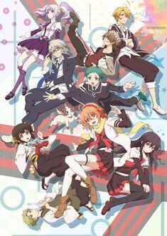 Mikaguraschoolsuite anime