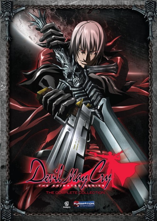 Devil May Cry: The Animated Series | Anime Voice-Over Wiki