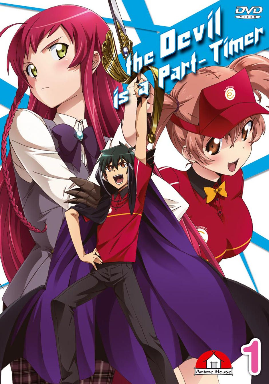 the devil is a part timer anime voice over wiki fandom powered