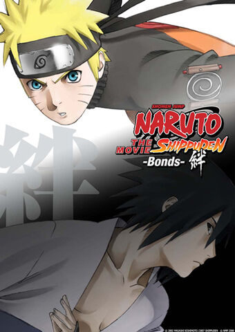 Naruto Shippuden The Movie Bonds Anime Voice Over Wiki Fandom