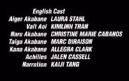 Beyblade Burst Turbo Episode 1 2018 Credits