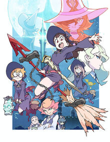 Little Witch Academia TV Key Visual