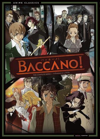 Baccano! | Anime Voice-Over Wiki | Fandom