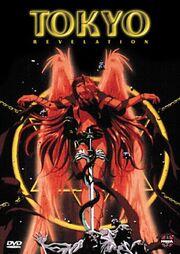 Tokyo Revelation 1995 DVD Cover