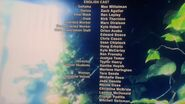 One Punch Man Episode 5 Dub Credits