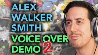 Alex Walker Smith voice demo 2 (animation)