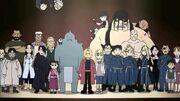Fullmetal Alchemist Brotherhood Koma Theater Picture
