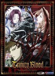 Trinity Blood DVD Cover