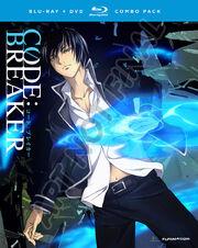 Code Breaker Blu-Ray Cover